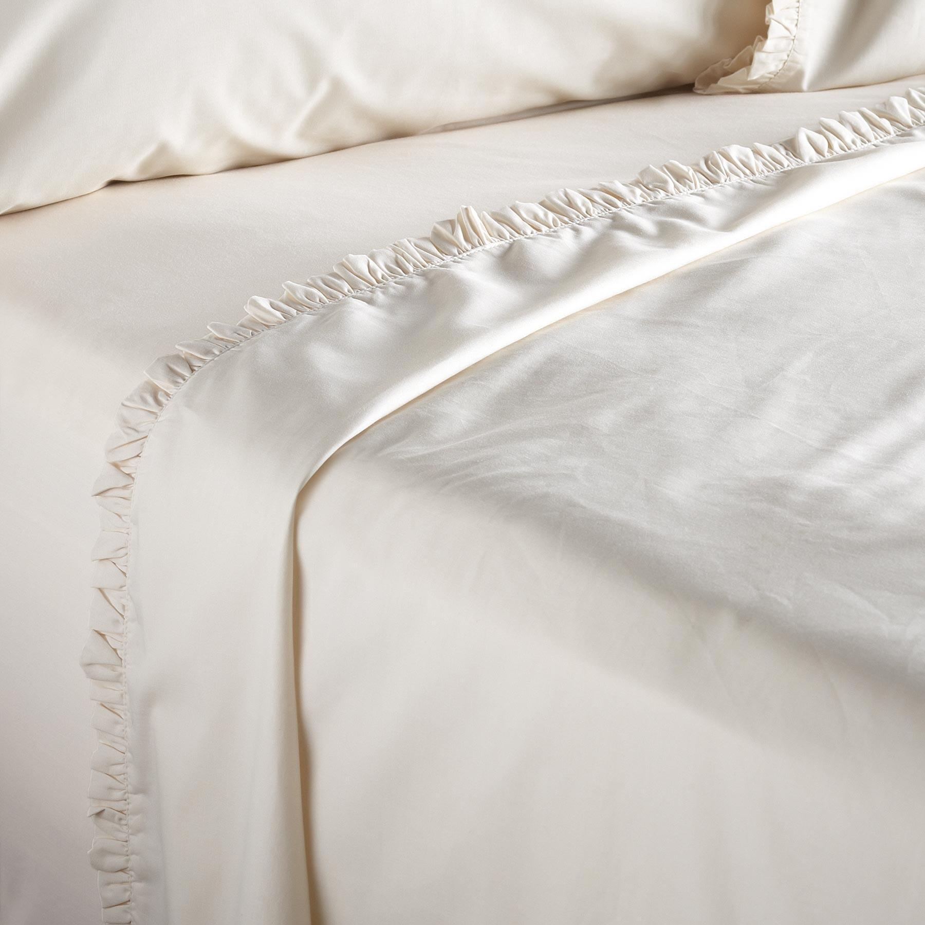 COUNTRY RUFFLE SHEET SET: View 1