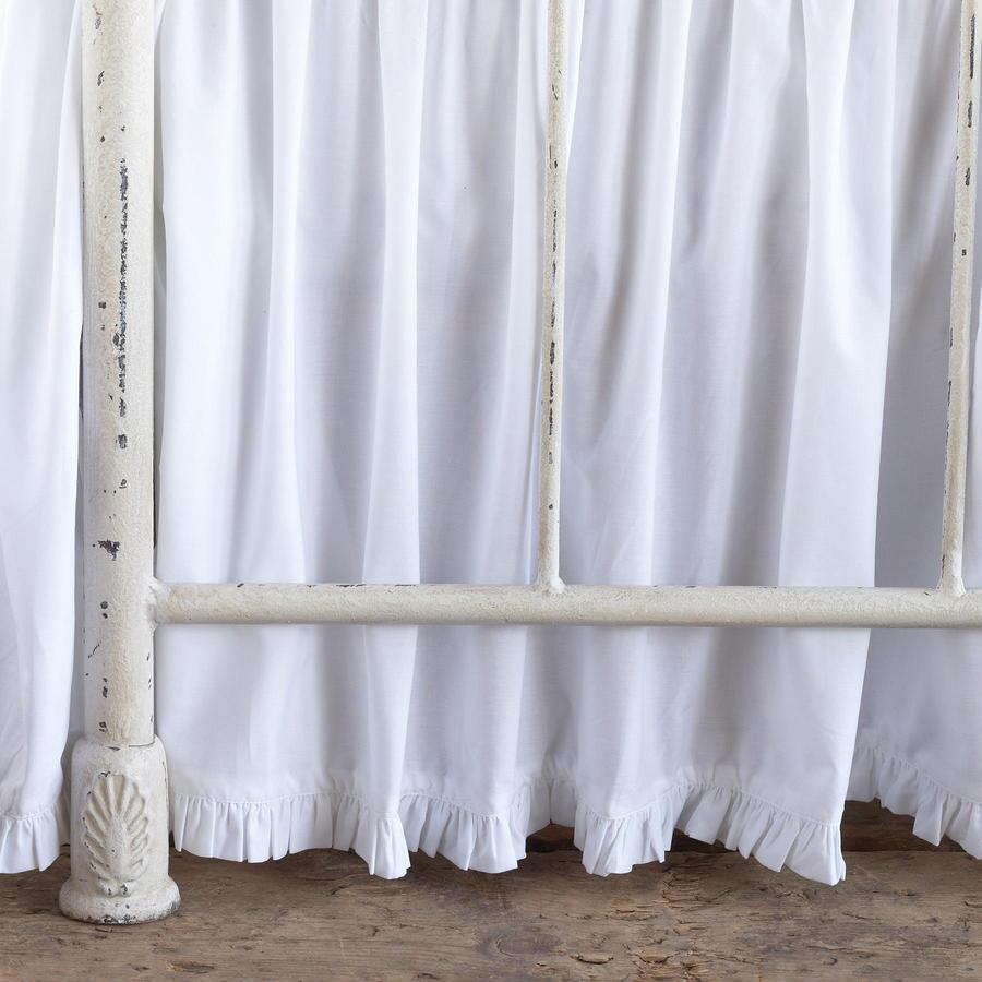 COUNTRY RUFFLE BEDSKIRT