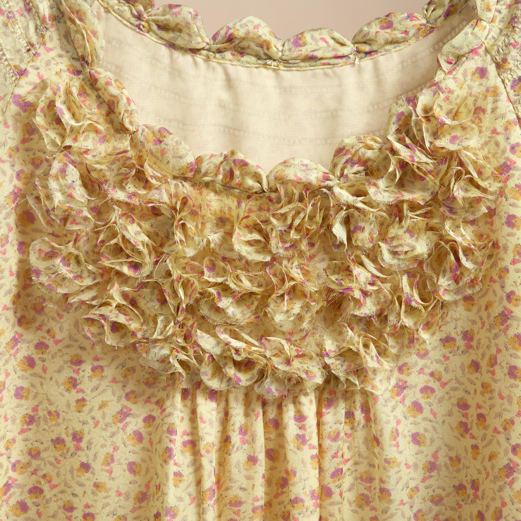 WILDFLOWER BLOUSE: View 3