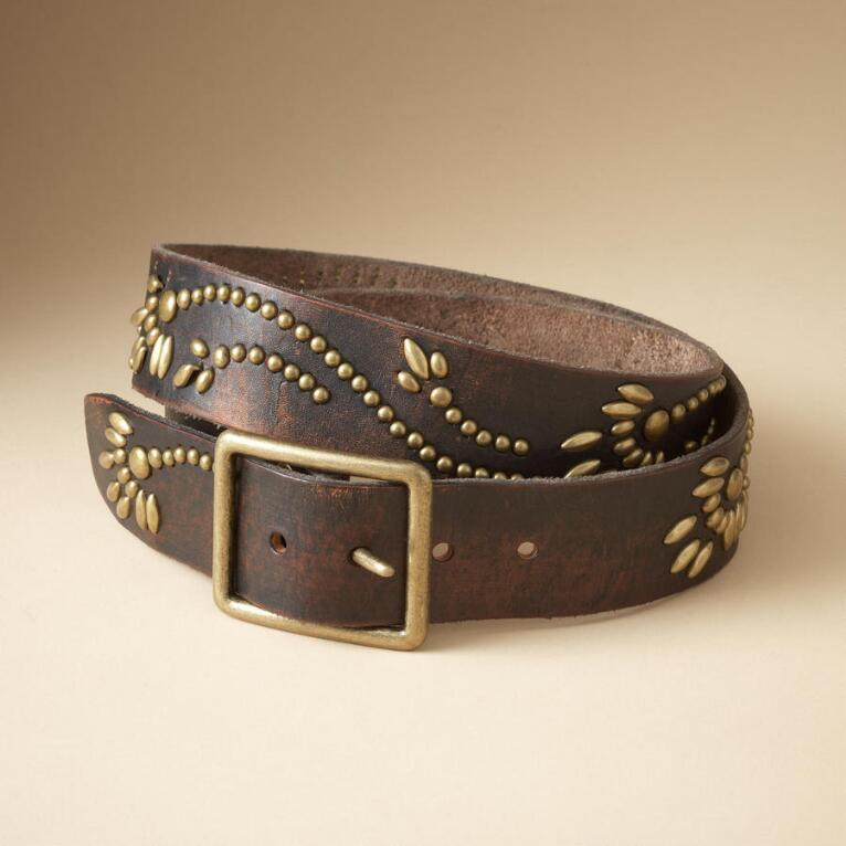 BRASS IN BLOOM BELT