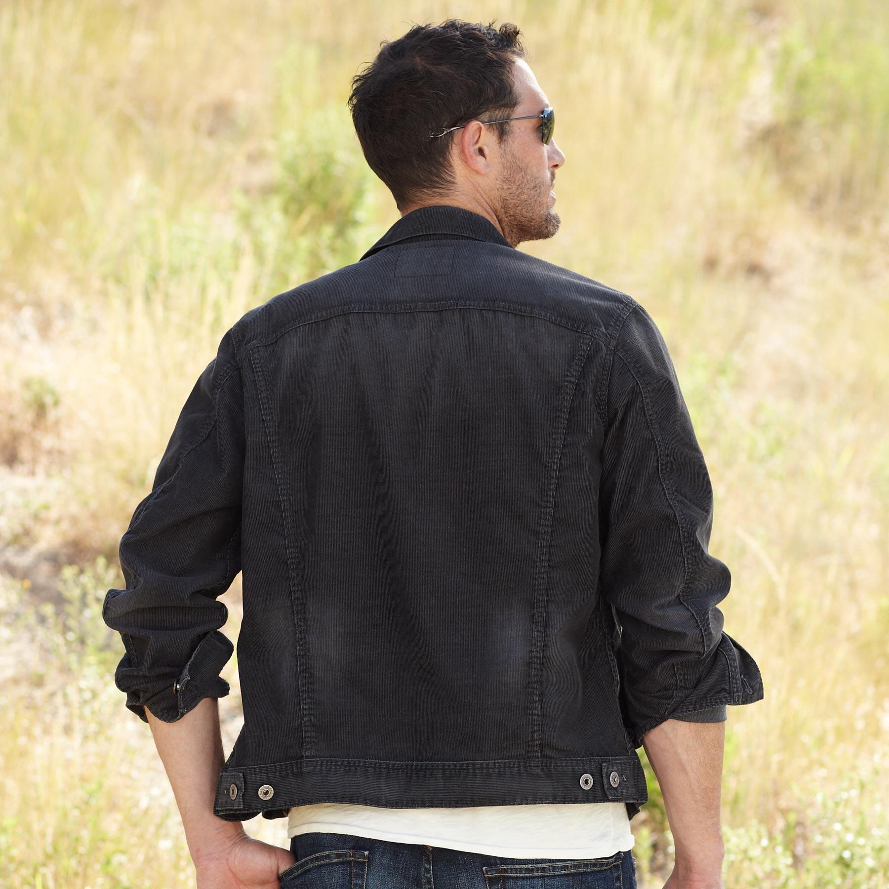 A G JAKE CORD VINTAGE JACKET: View 2