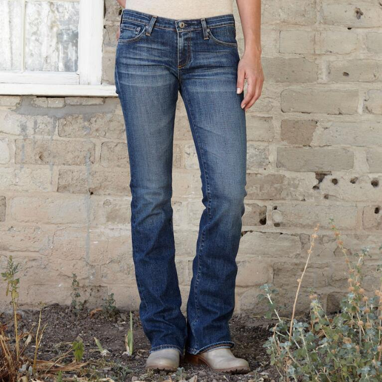 A G ANGEL MOMENT JEANS