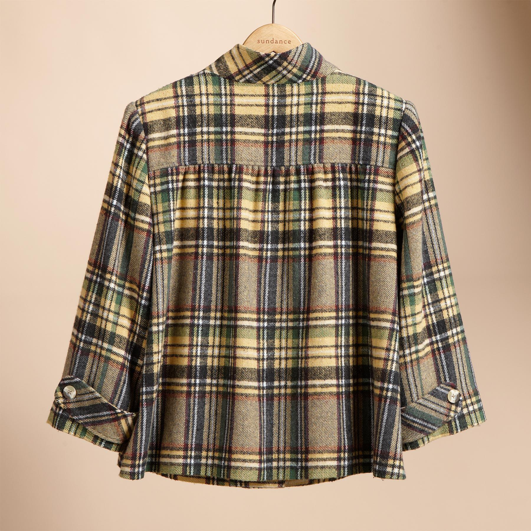 PLAID SWING JACKET: View 2