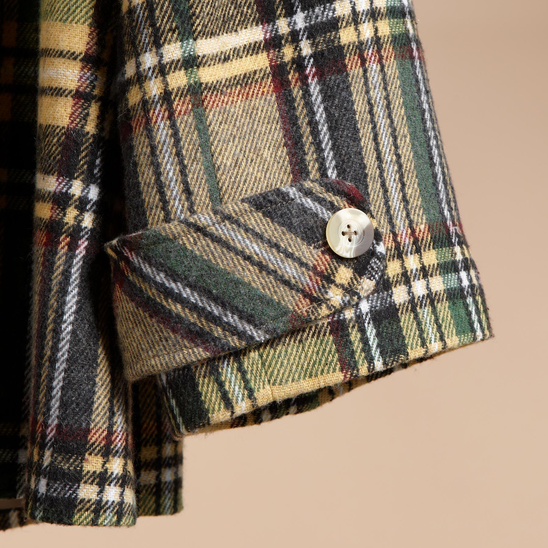 PLAID SWING JACKET: View 3