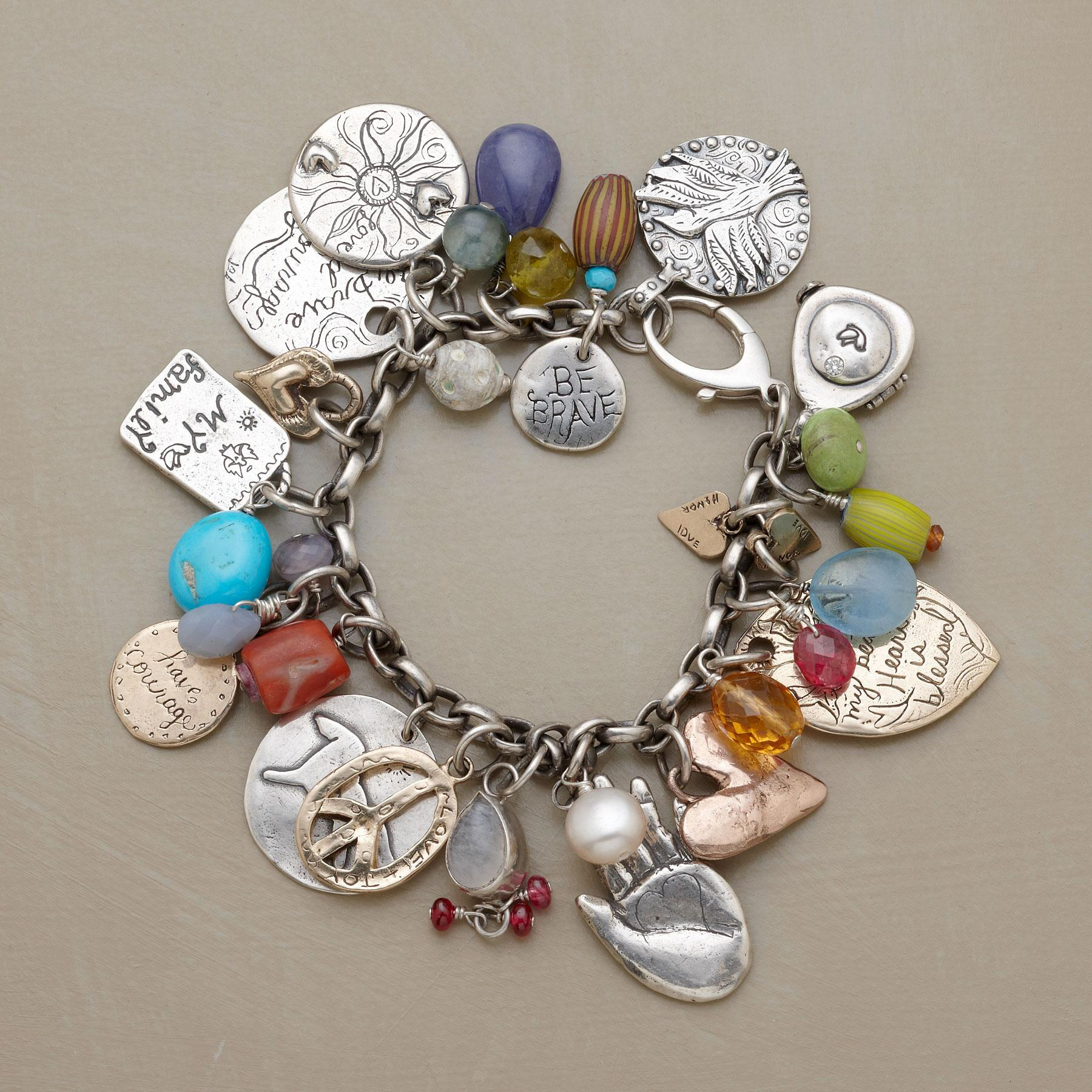 COLLECTORS ITEM BRACELET: View 1
