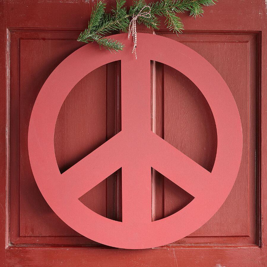 SUNDANCE PEACE SIGN