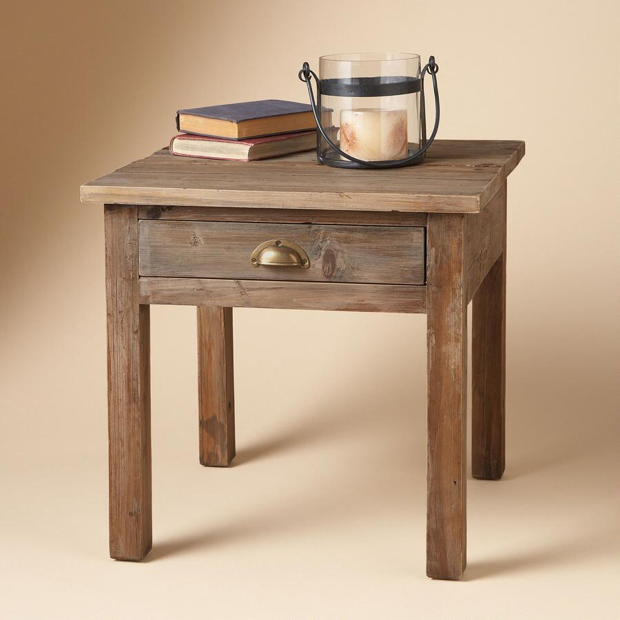LANCASTER SIDE TABLE
