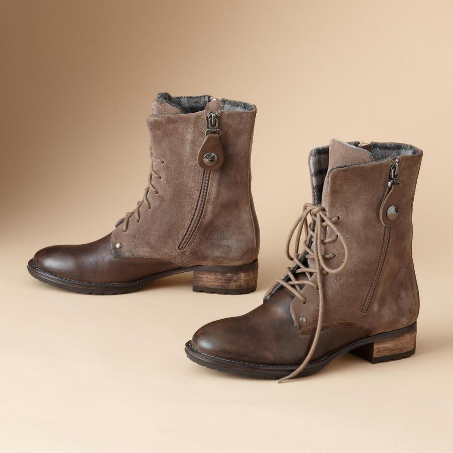 NELLIE BOOTS