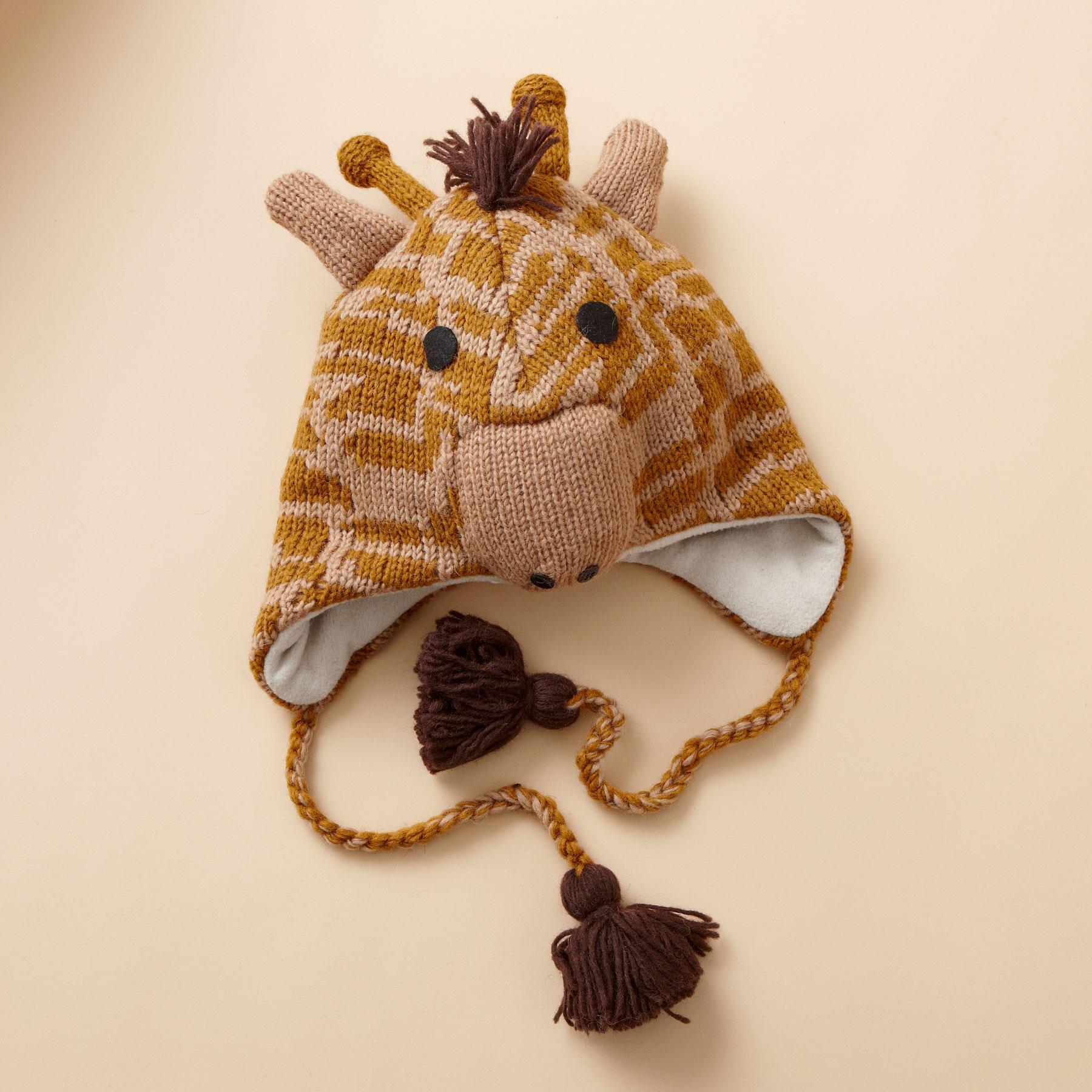 CREATURE COMFORT GIRAFFE HAT - Hats - All Accessories - Shoes ... 64b196938c4