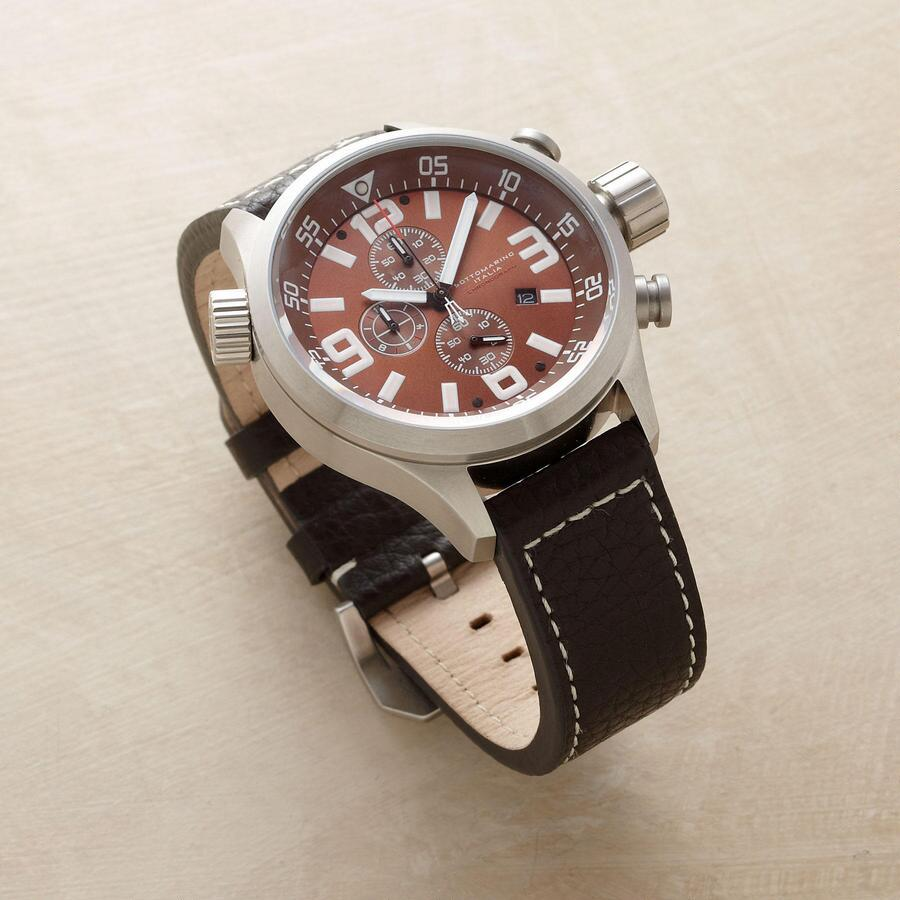 THE CHRONOGRAPHER WATCH