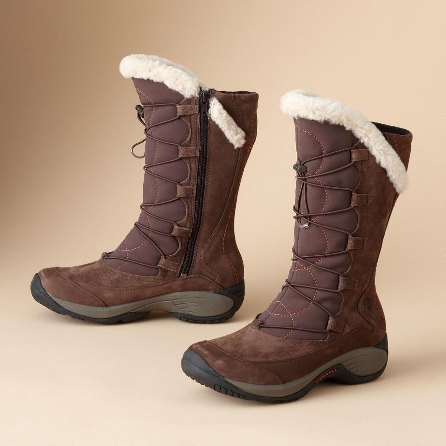 ENCORE APEX BOOTS BY MERRELL