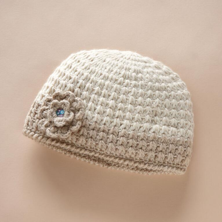 BLOSSOMING BEANIE