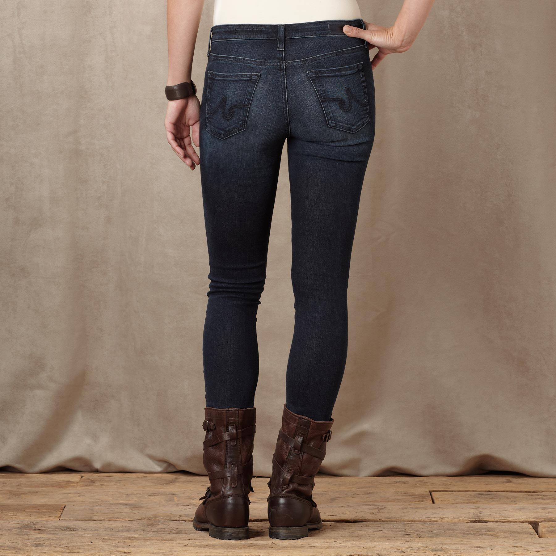 A G PREMIERE SKINNY MAYFAIR JEANS: View 2