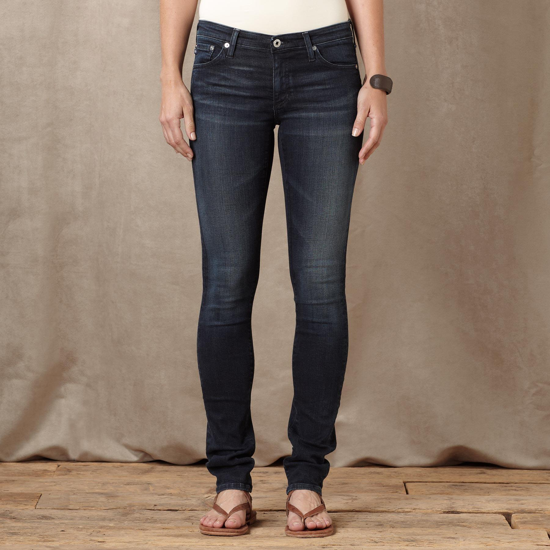 A G PREMIERE SKINNY MAYFAIR JEANS: View 5