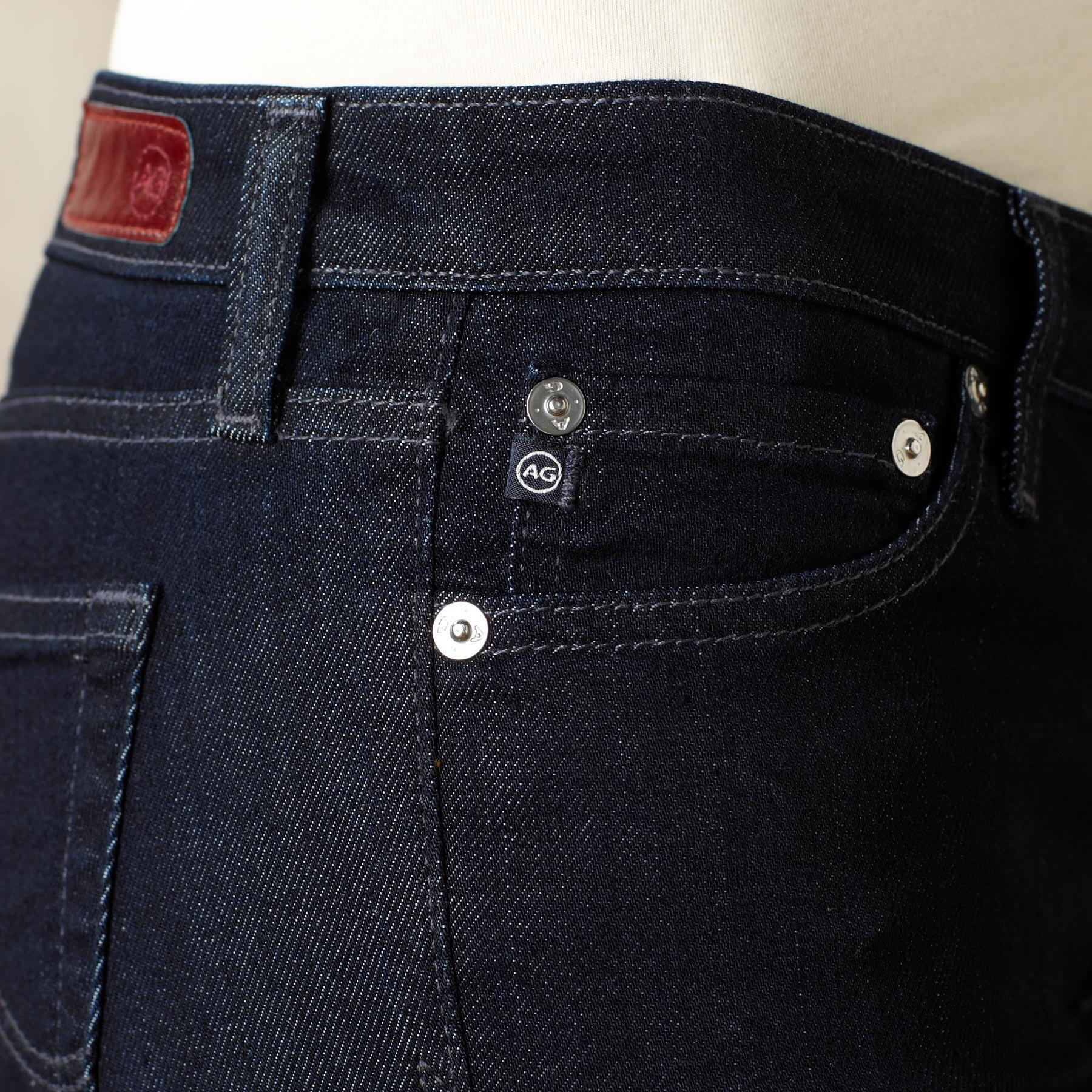 A G ANGEL BOOTCUT ADMIT JEANS: View 4