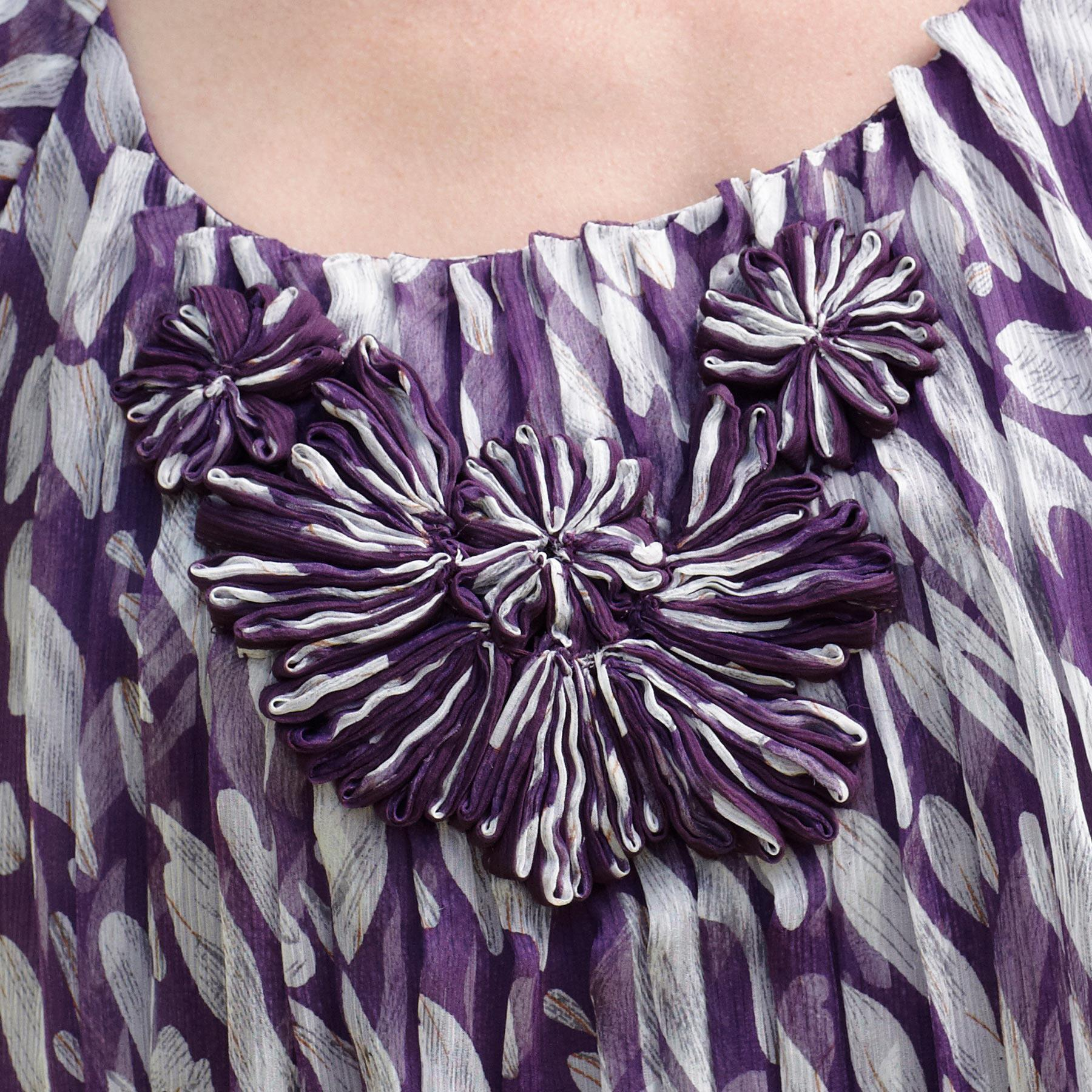 FEATHER FANTASY TUNIC: View 3