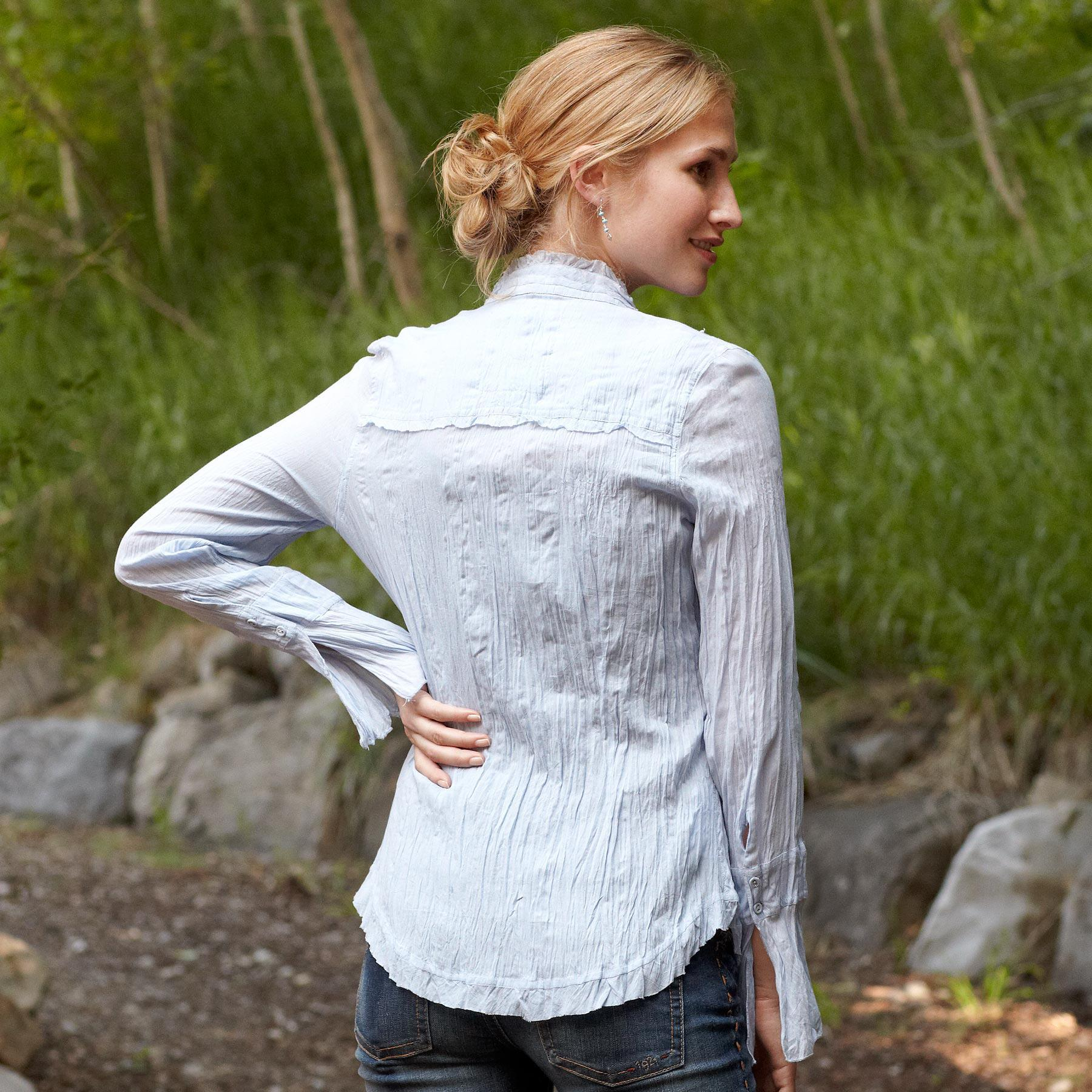 CHARLENE BLOUSE: View 2