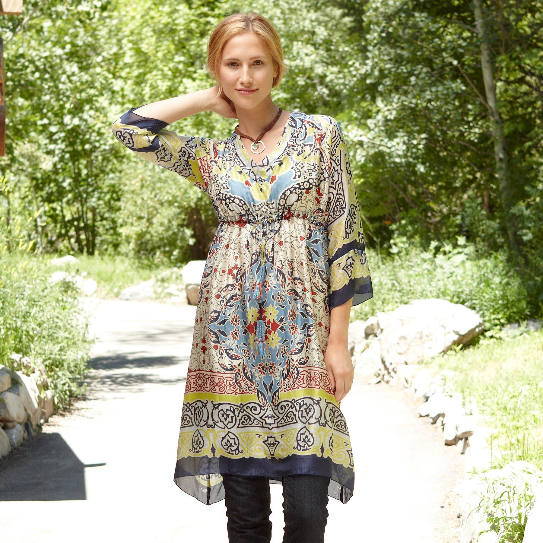 ANDALUCIA TUNIC: View 1