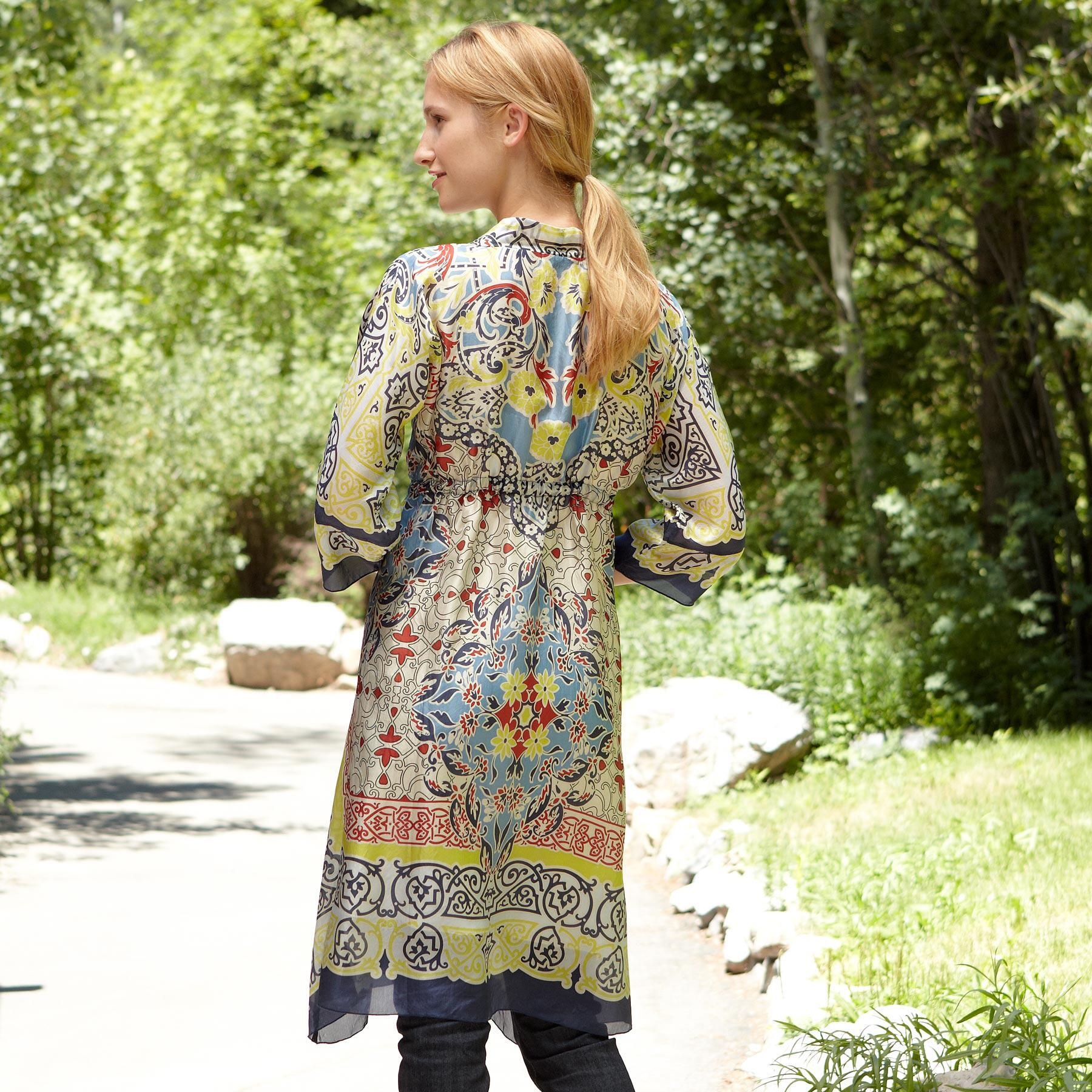 ANDALUCIA TUNIC: View 2