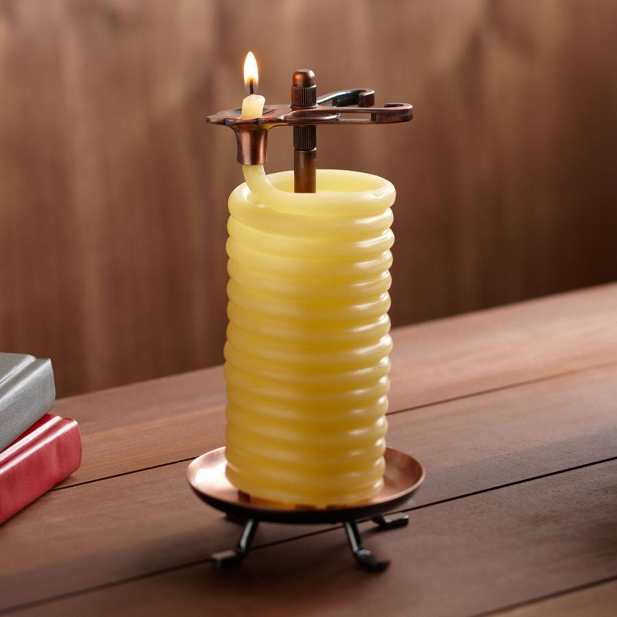 48-HOUR CANDLE BY THE HOUR