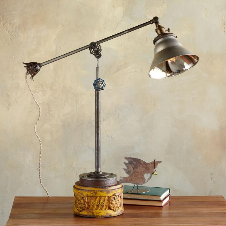 AGE OF REFLECTION TABLE LAMP