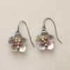 TOURMALINE GARDEN EARRINGS: View 1