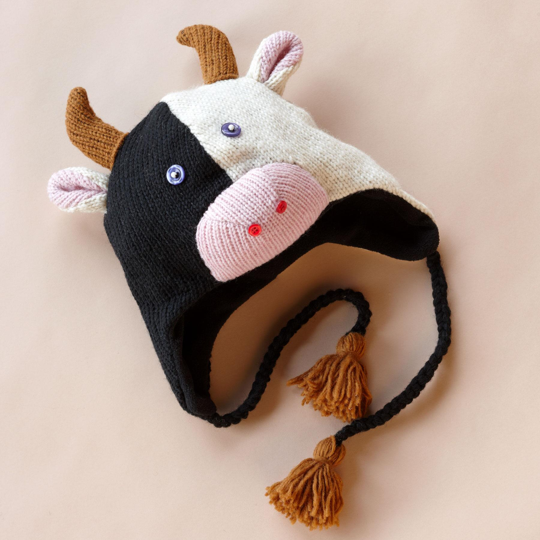 CONTENTED COW HAT: View 1