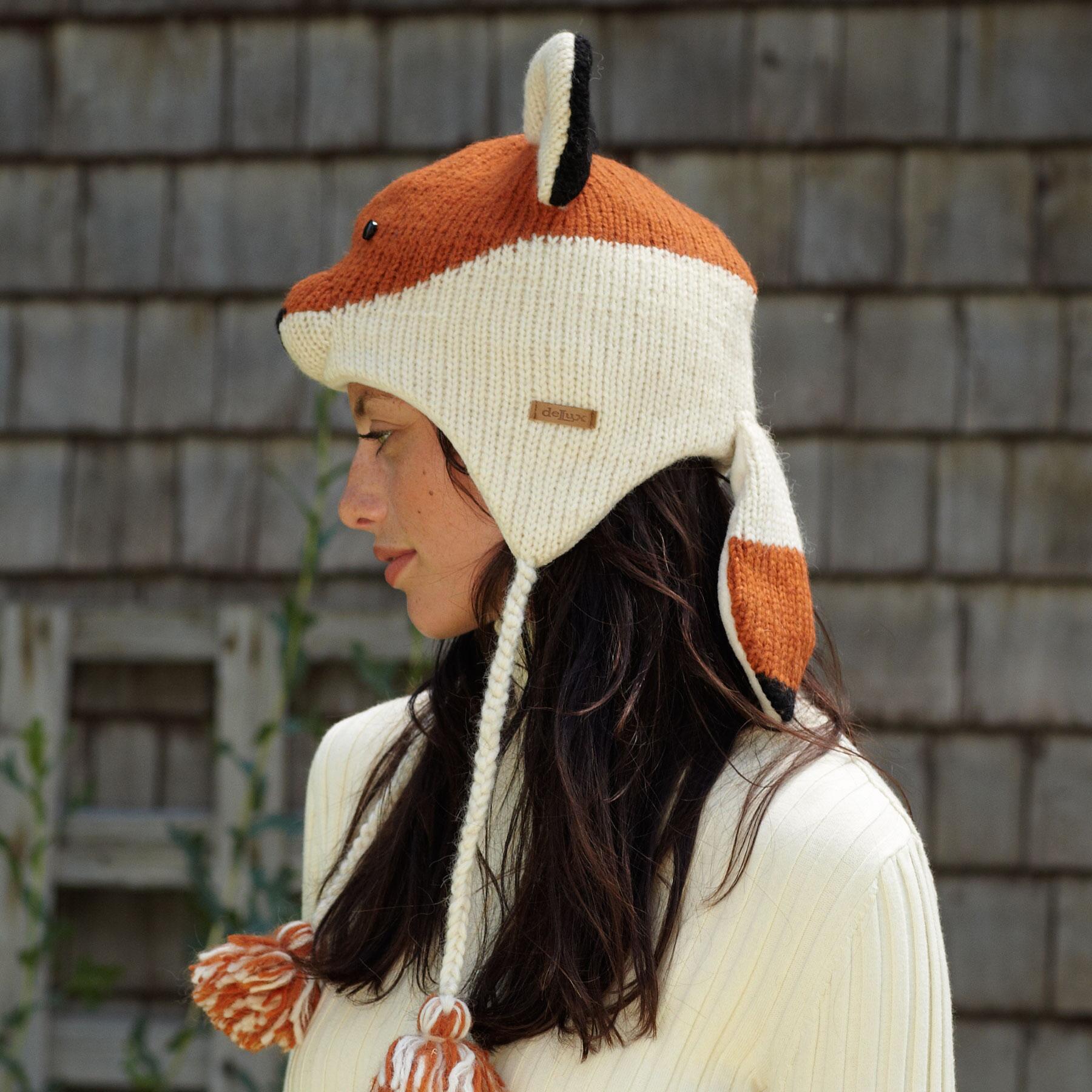 FEISTY FOX HAT: View 3