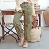 SLOUCH CARGO PANTS: View 1