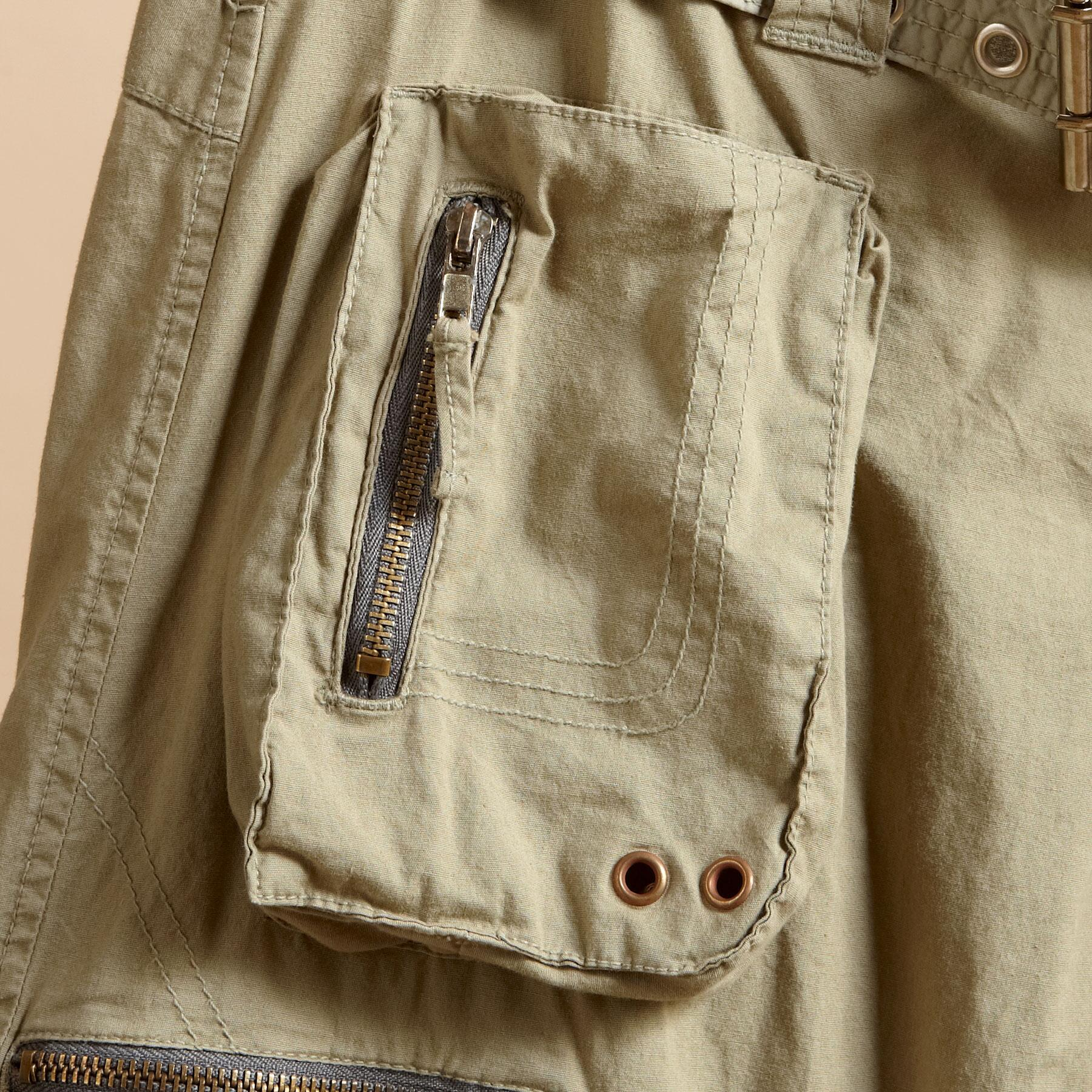 SLOUCH CARGO PANTS: View 4