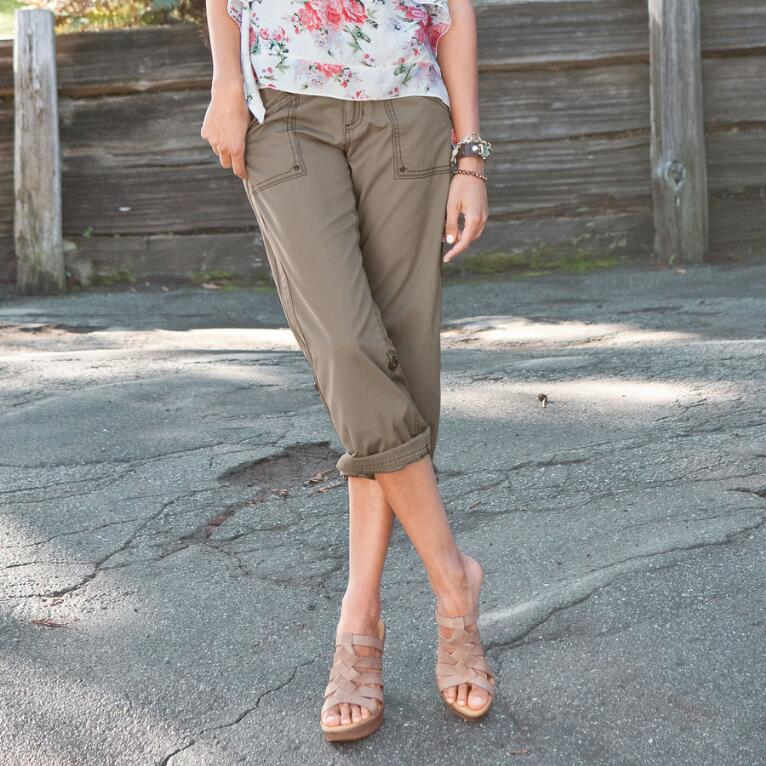 ROLL-WITH-IT CAPRIS