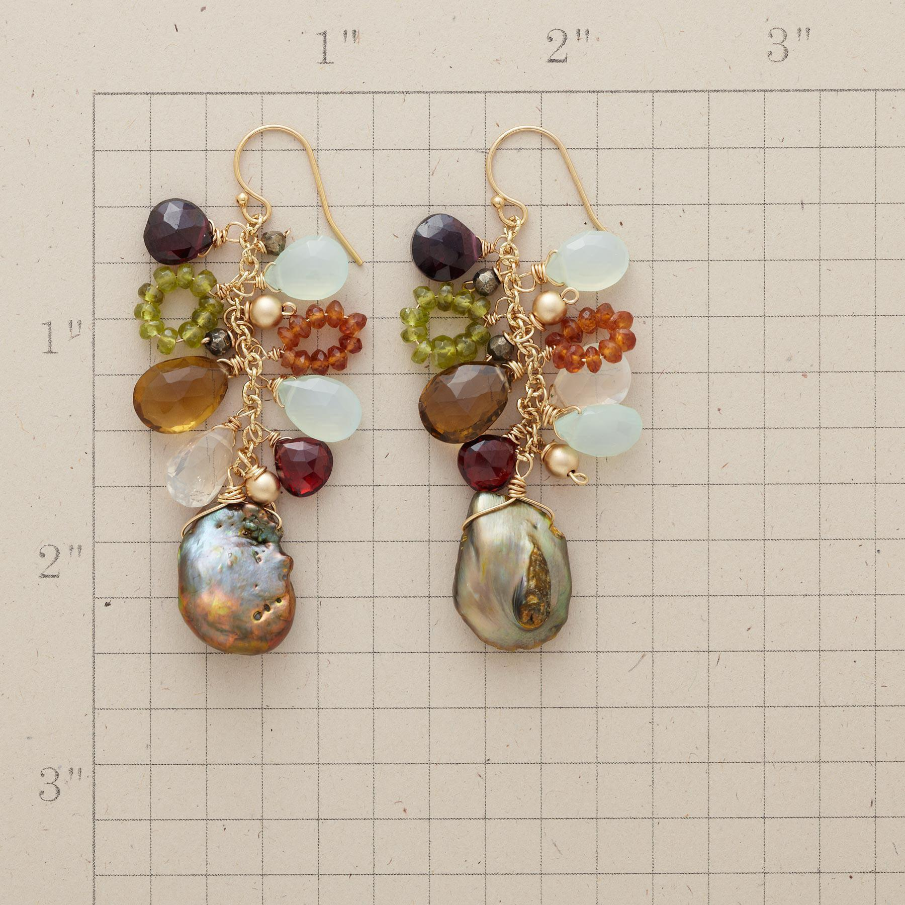 ROYAL RANSOM EARRINGS: View 2