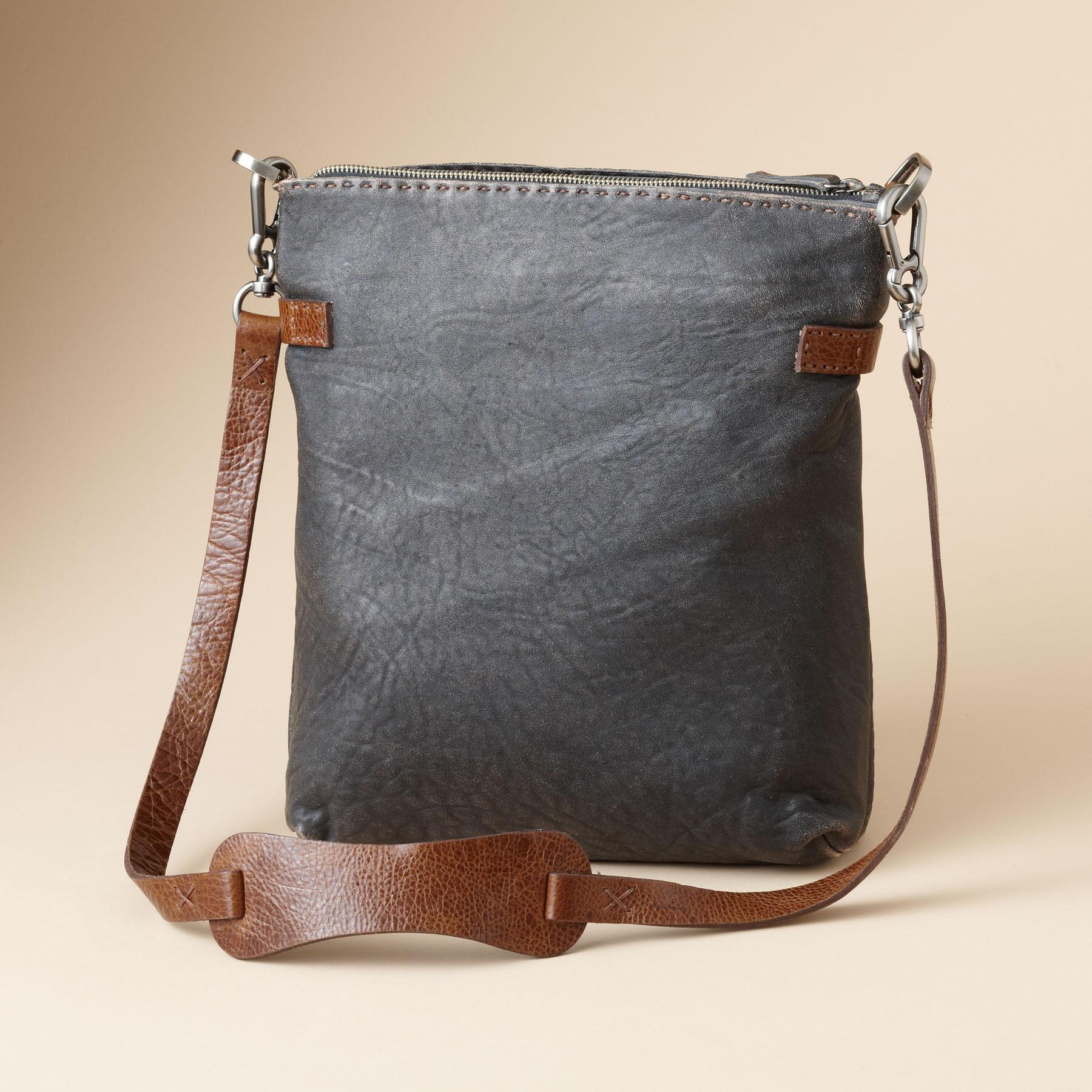 BOUNDLESS LEATHER BAG: View 2