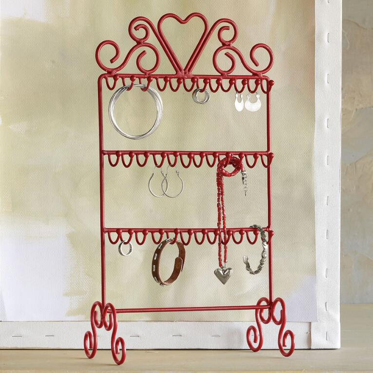 HEART'S DESIRE JEWELRY STAND