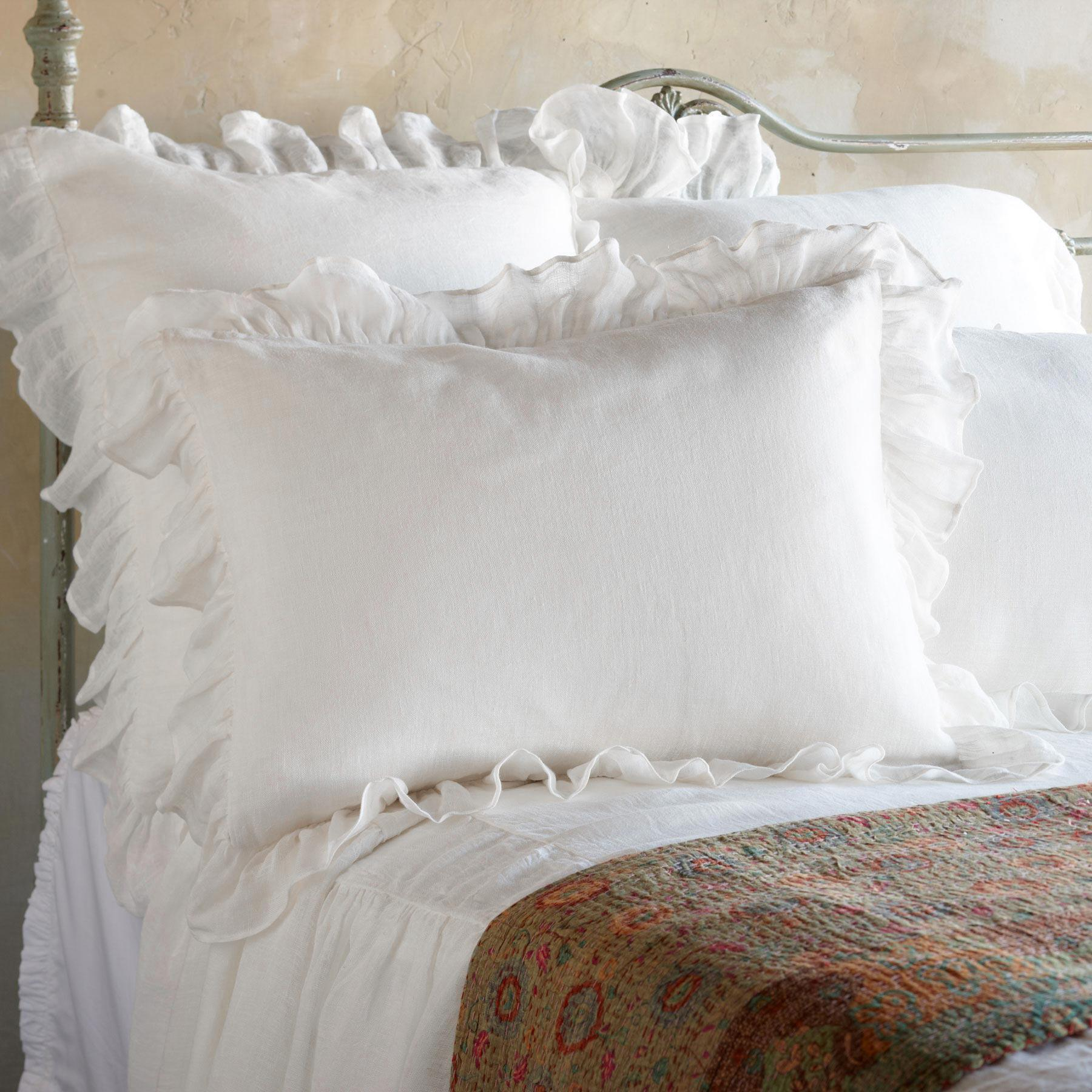 SAVANNAH LINEN SHAM: View 1