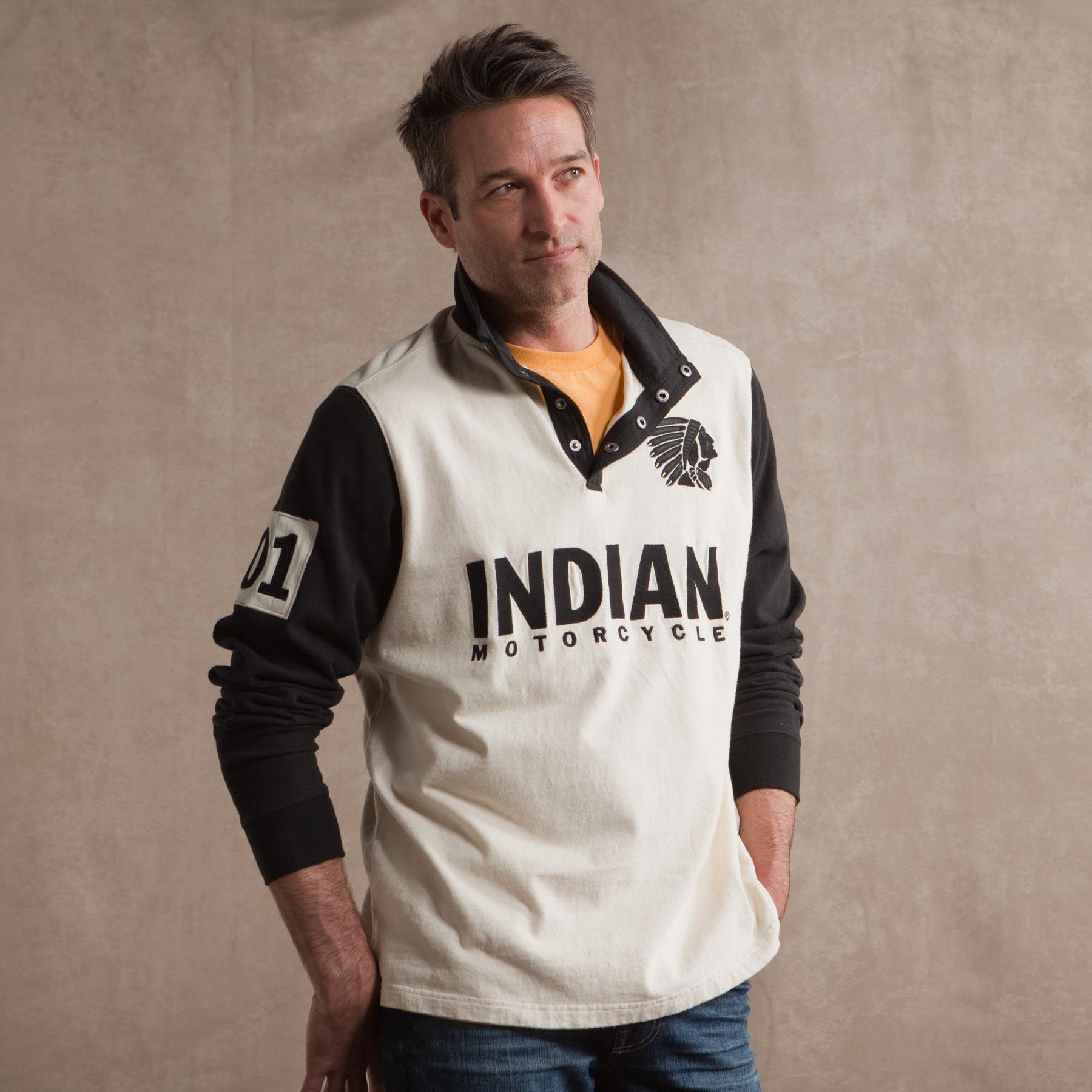 INDIAN MOTORS RUGBY JERSEY: View 1