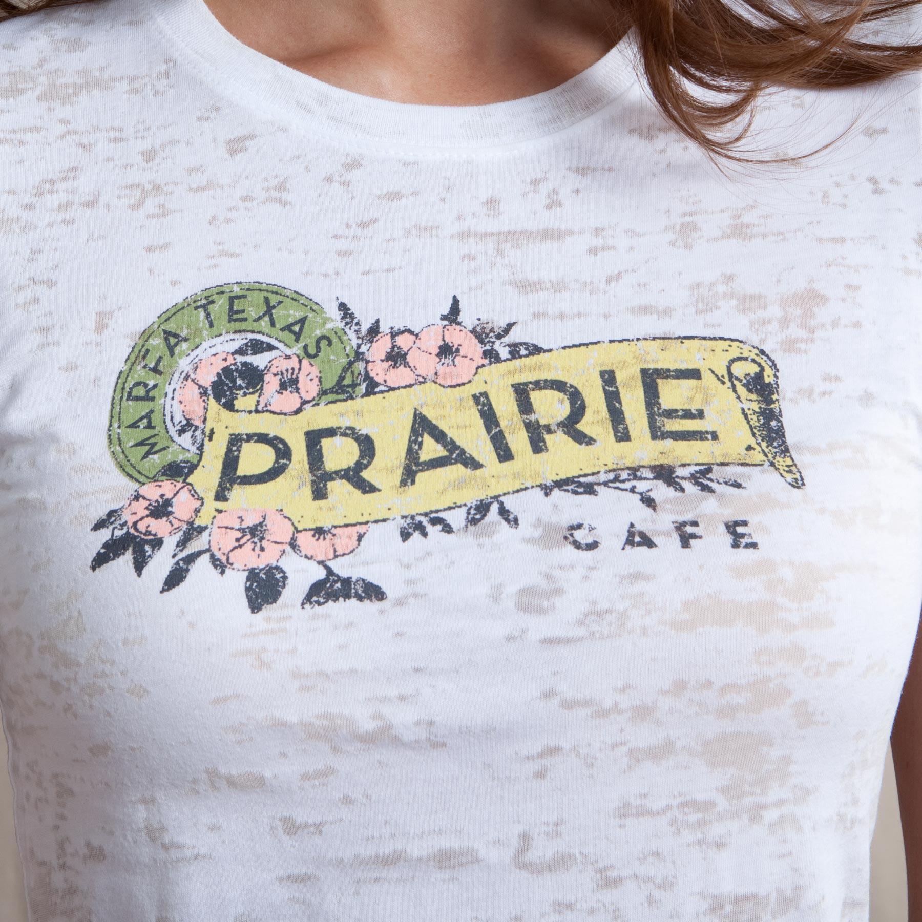 PRAIRIE CAFE TEE: View 2