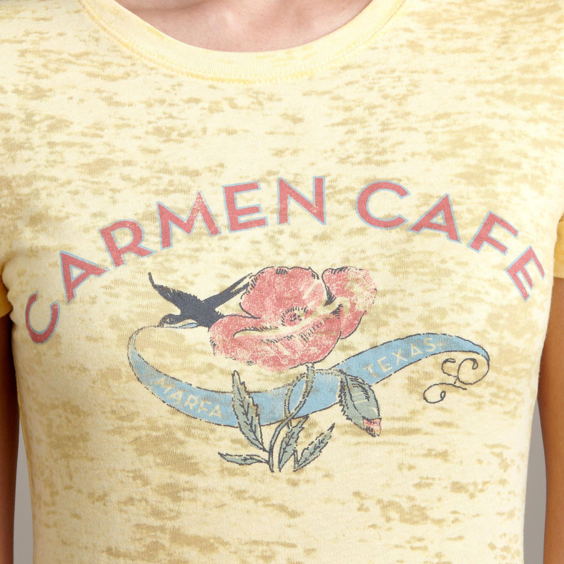 CARMEN CAFE TEE: View 2