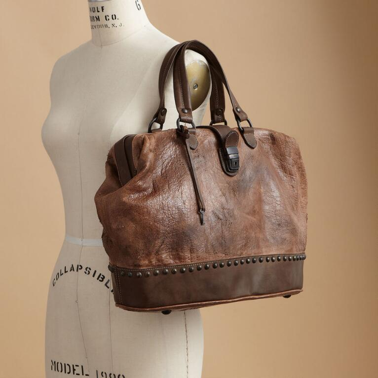 Rustic Couture Doctor S Bag View 4