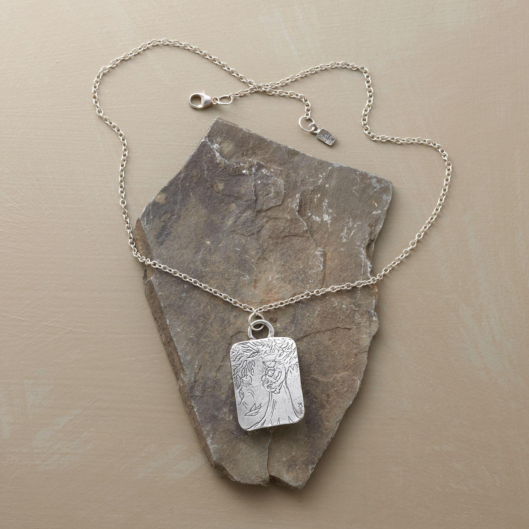 BE BRAVE NECKLACE: View 2