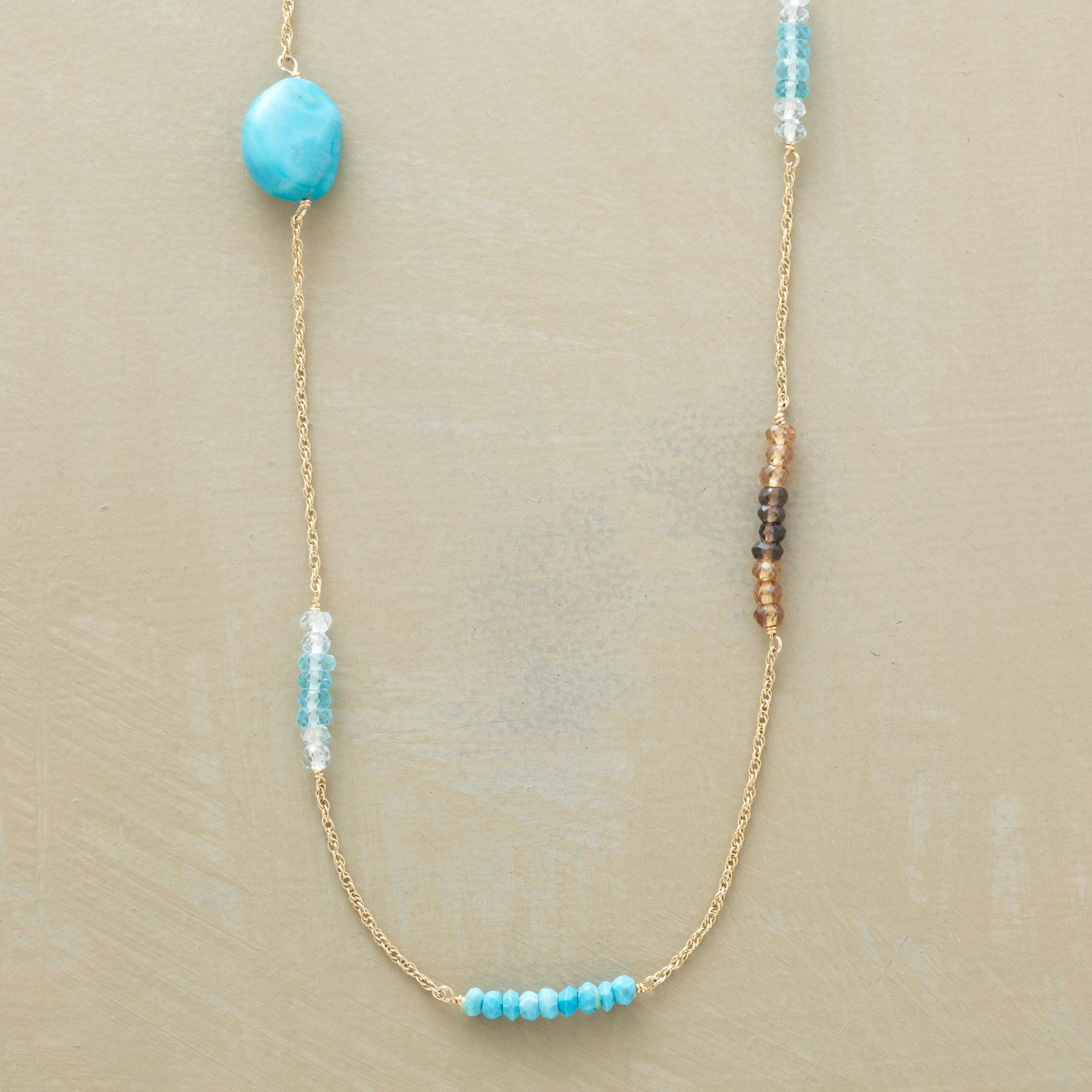 TRAIL MARKER NECKLACE: View 1