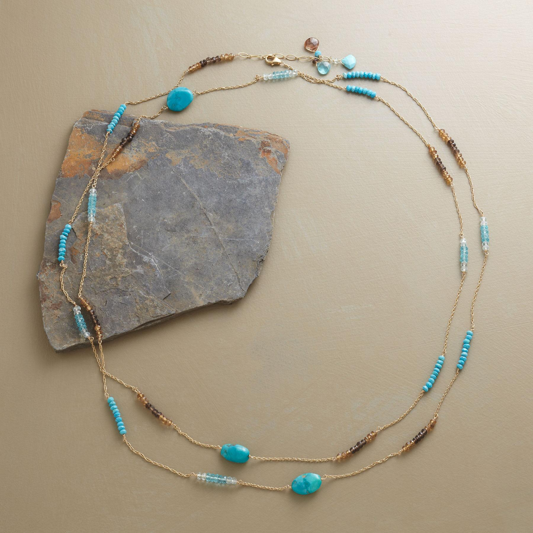 TRAIL MARKER NECKLACE: View 2
