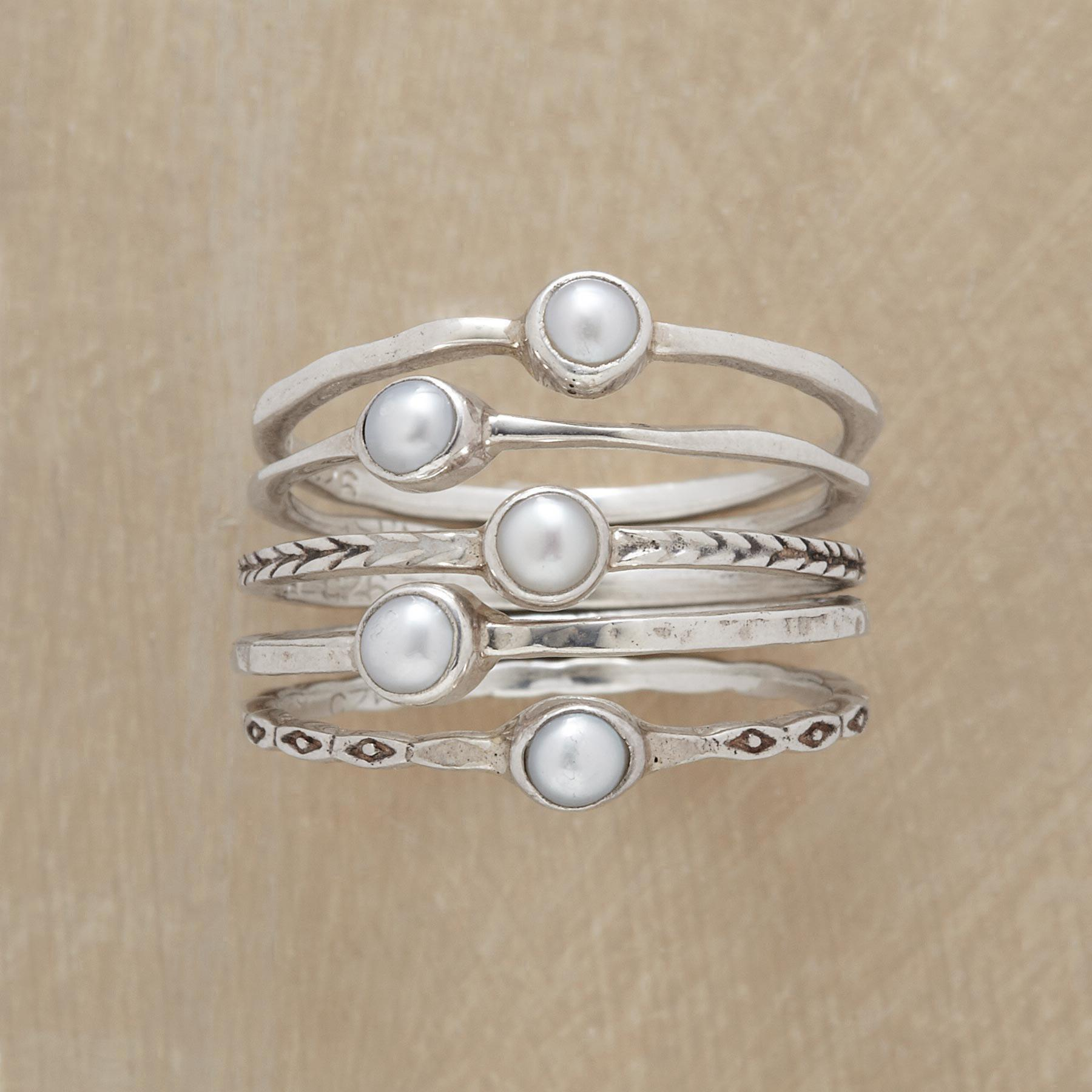 PEARL RING QUINTET: View 1