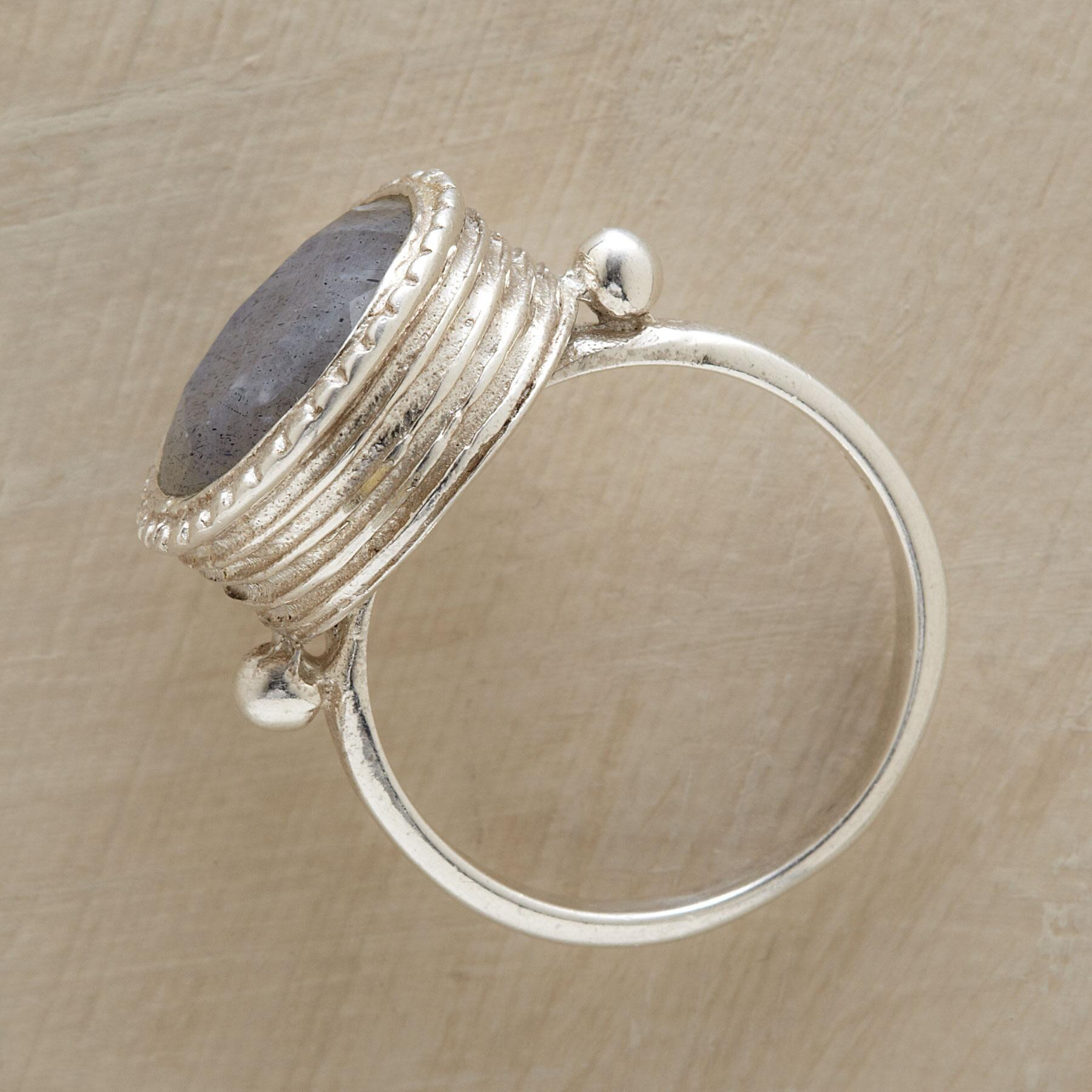 EYE OF PARADISE RING: View 2