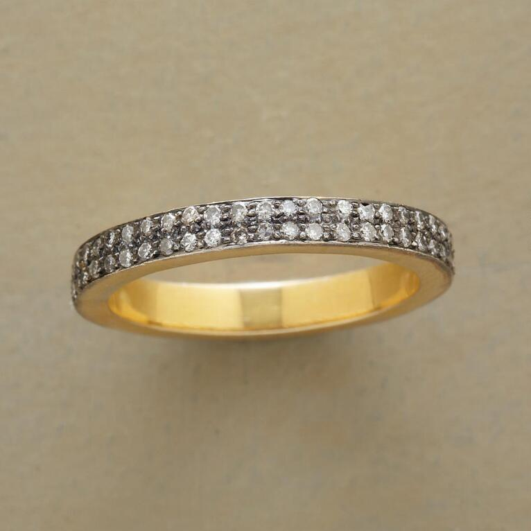 TWO BY TWO DIAMOND RING