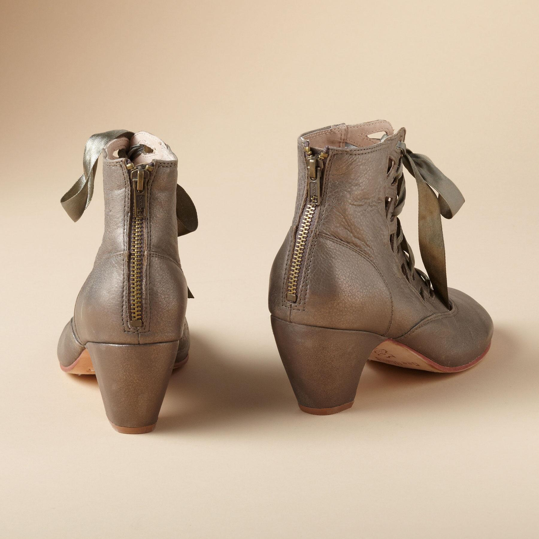 ABIGAIL BOOTIES: View 2