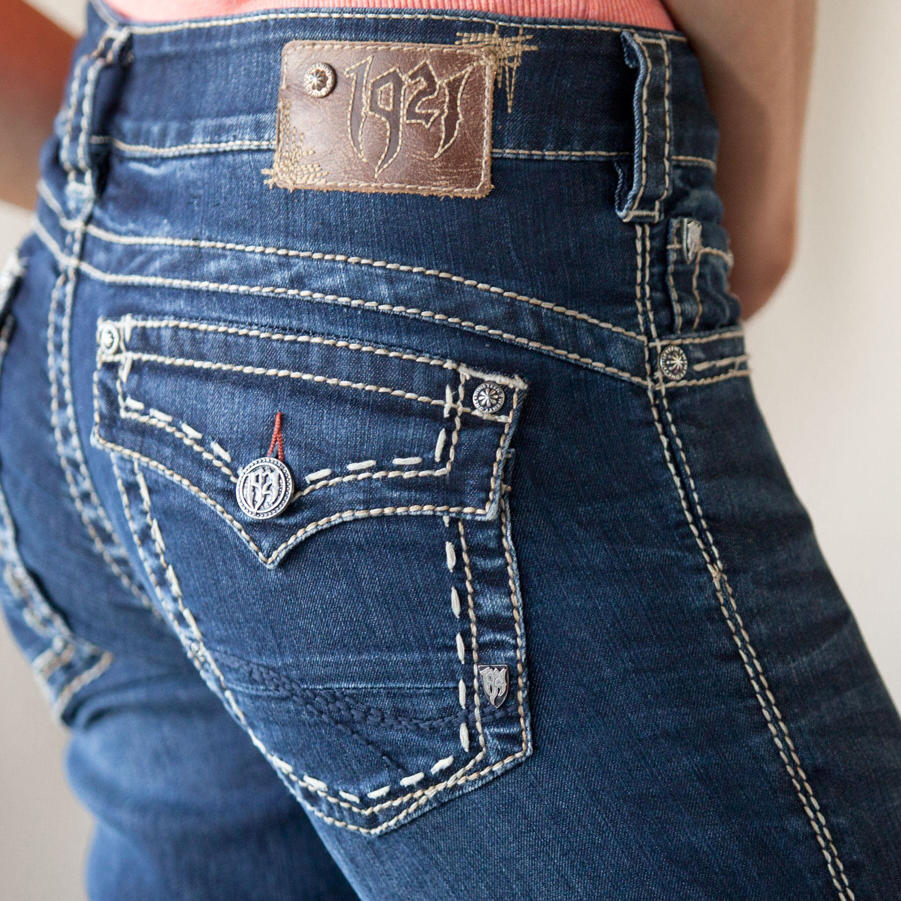 1921 WHIPSTITCH JEANS: View 3