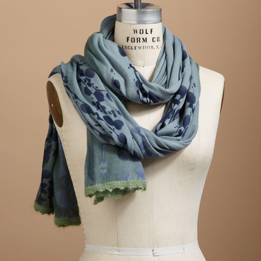 BERRY BRANCH SCARVES