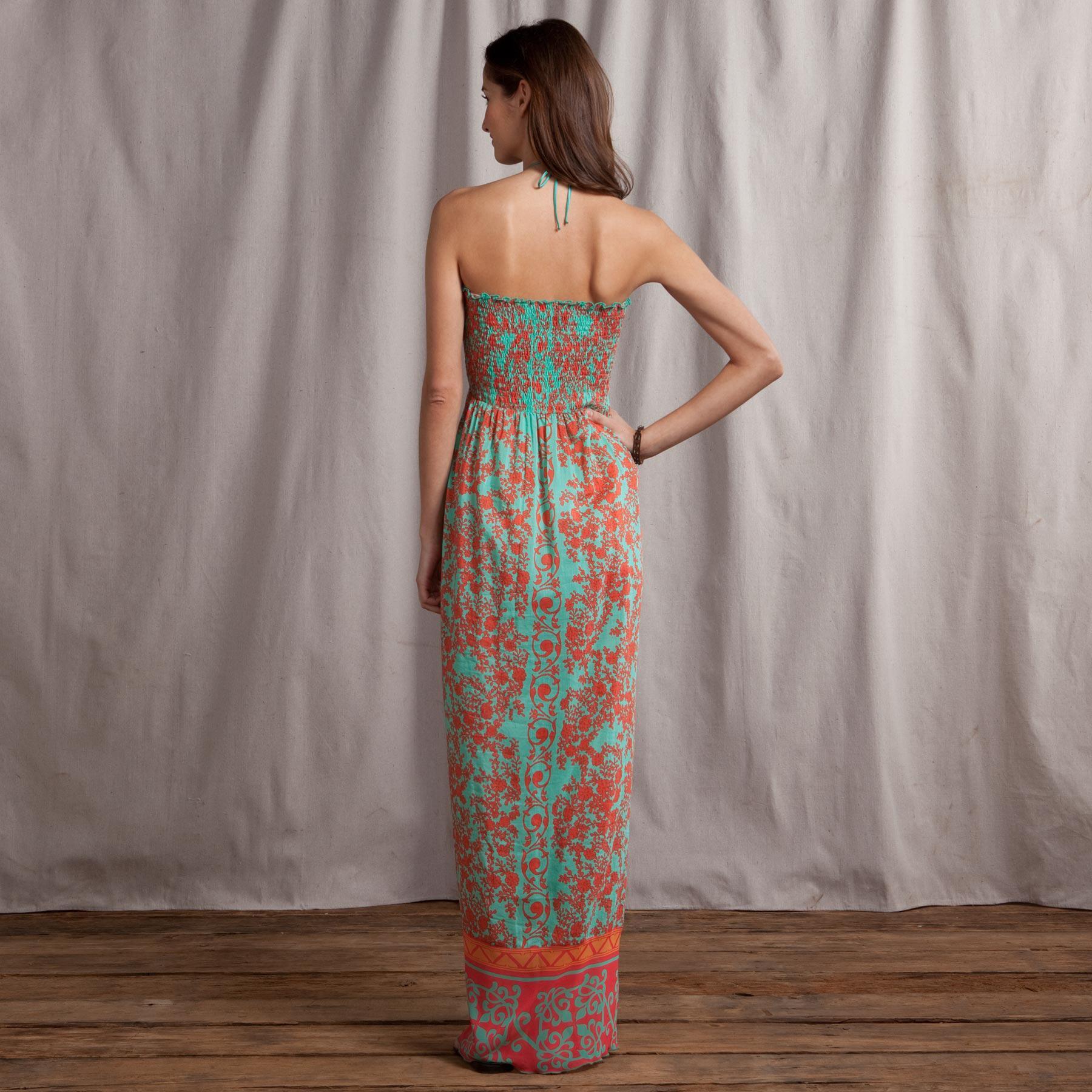 CASBAH MAXI DRESS: View 2