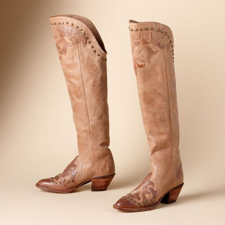 CAVALIER BOOTS BY LUCCHESE